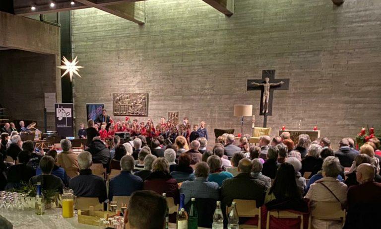 daCapo, BAO und Singkreis der Heinrich-Albertz-Schule, 12.12.2019